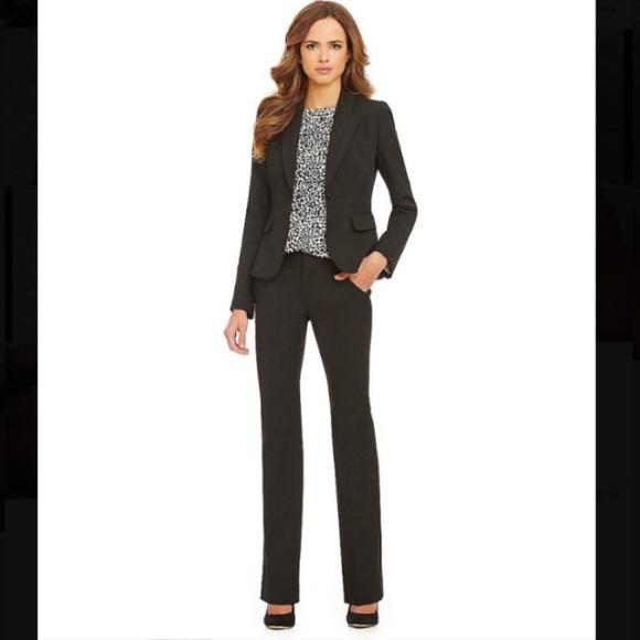 Gianni Bini Pants Womens Black Suit Poshmark